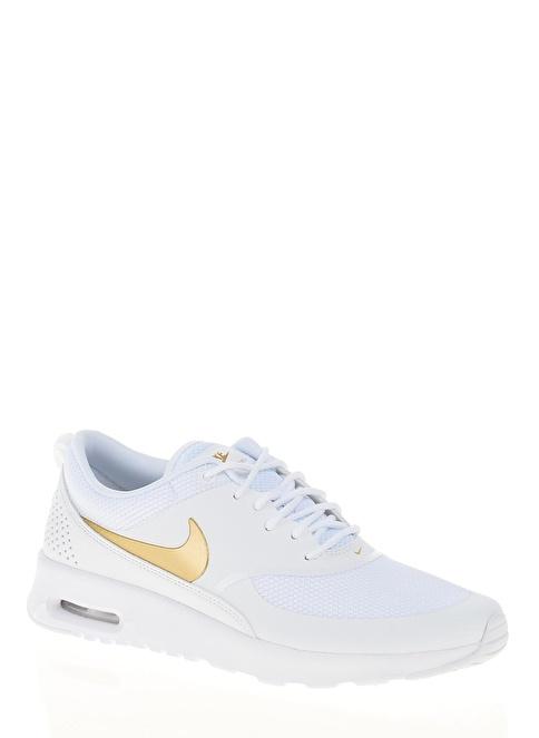 2510db1510 Nike Kadın Air Max Thea White/Metallic Gold-White | Morhipo | 21341782